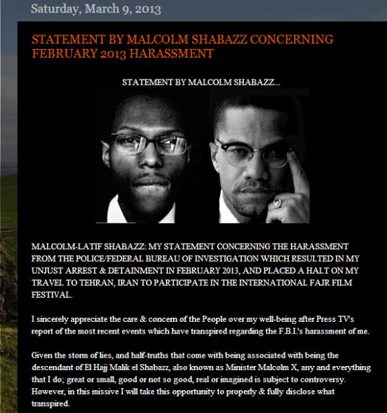 http://malcolmshabazz.blogspot.com/