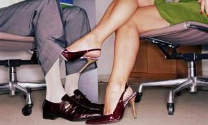 office-flirting