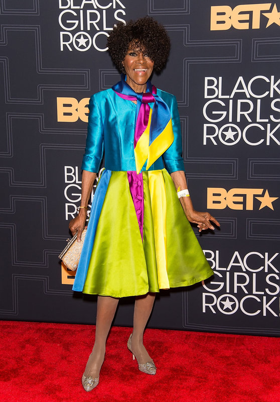NEWARK, NEW JERSEY - APRIL 01: Actress Cicely Tyson attends BET Black Girls Rock! 2016 at New Jersey Performing Arts Center on April 1, 2016 in Newark, New Jersey. (Photo by Gilbert Carrasquillo/FilmMagic)